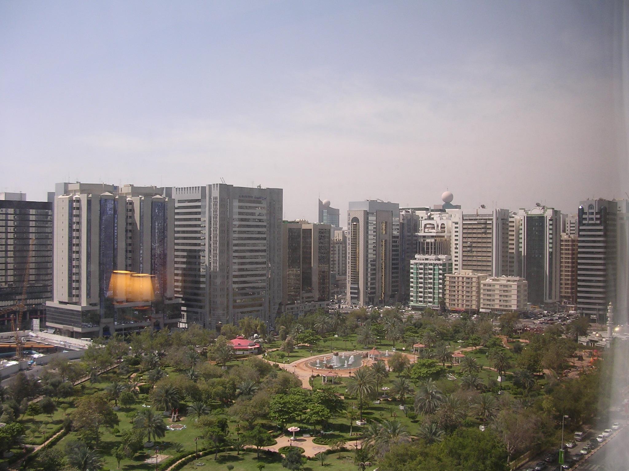 Abu Dhabi, VAE, 2005