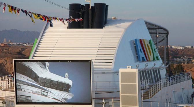 AIDAmar, Rotes Meer, Dez.2012