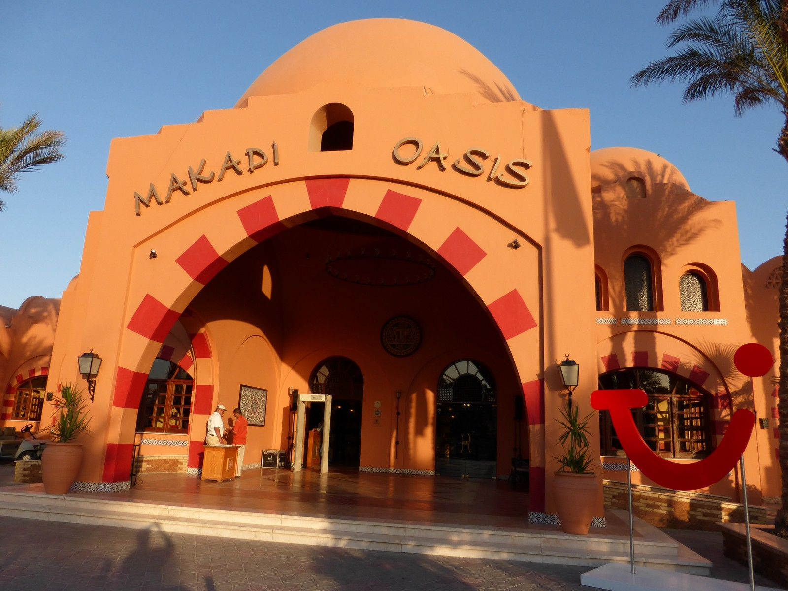 Makadi Oasis Club, Nov.2014