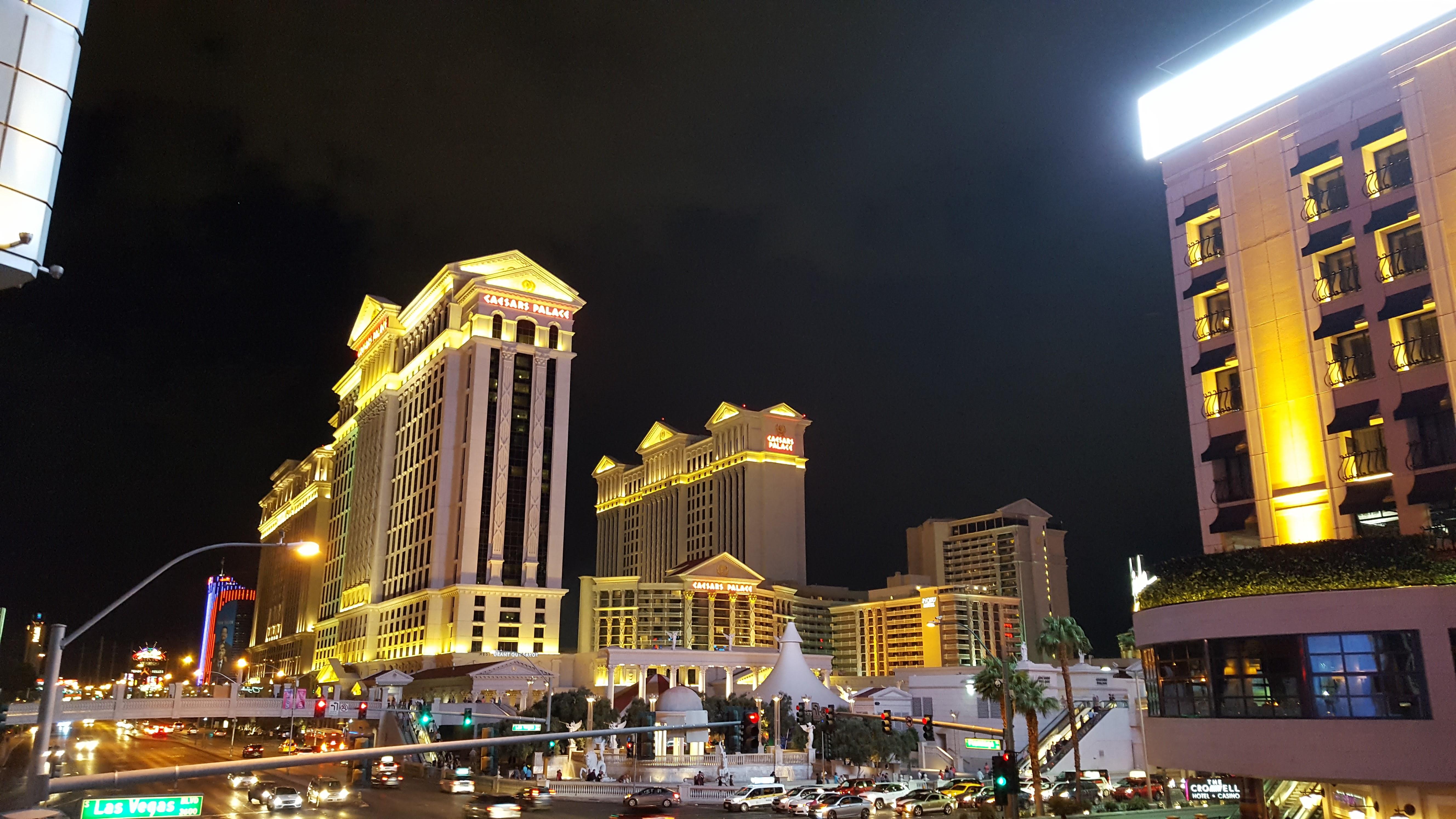 Las Vegas, Caesars Palace, USA, 2017