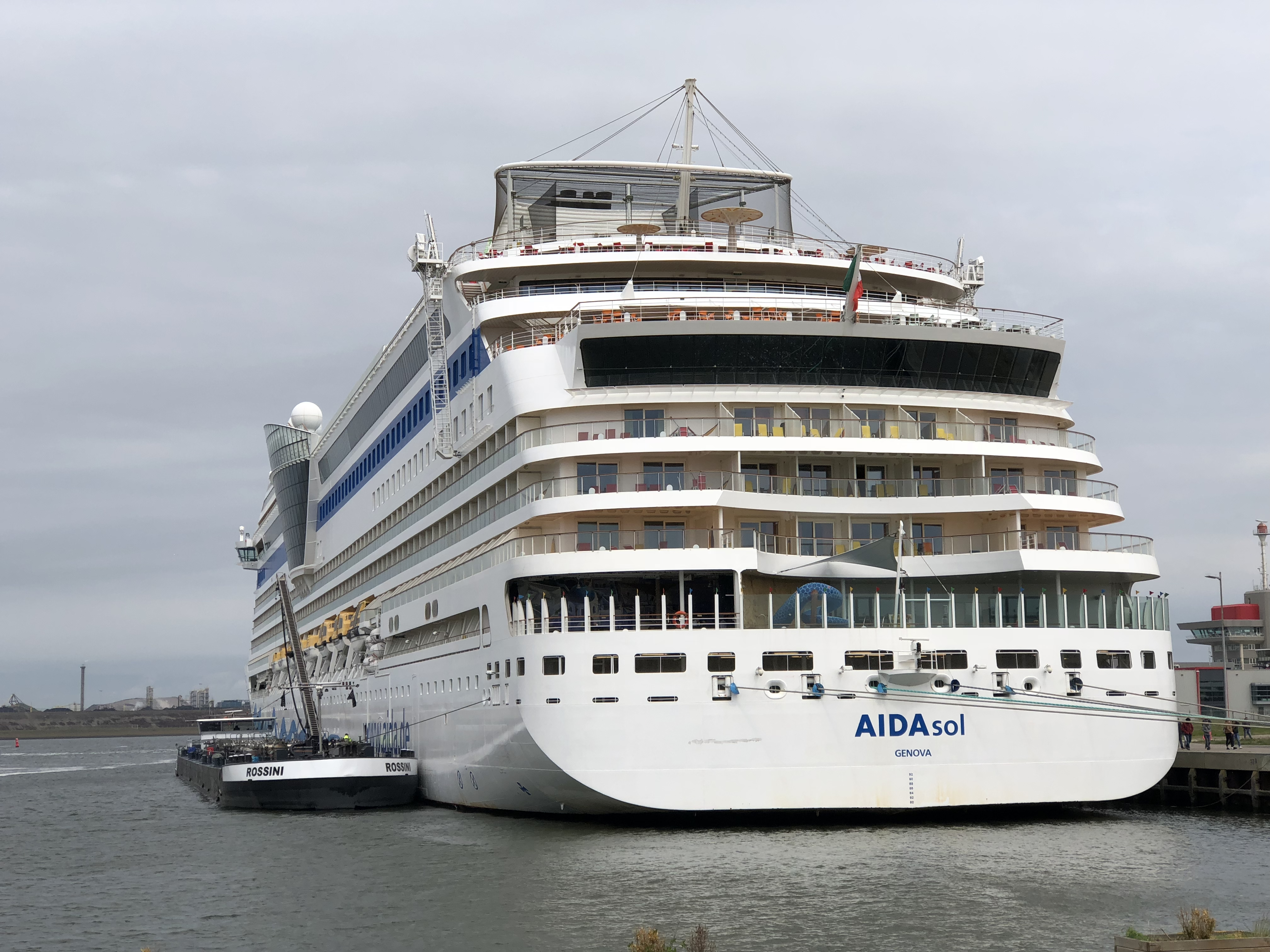 AIDAsol – Kurzreise ab Hamburg 9.-13. Mai 2018