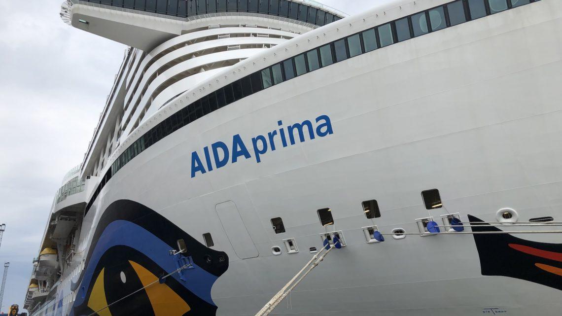 AIDAprima 2019 – Norwegens Küste & Ostsee1