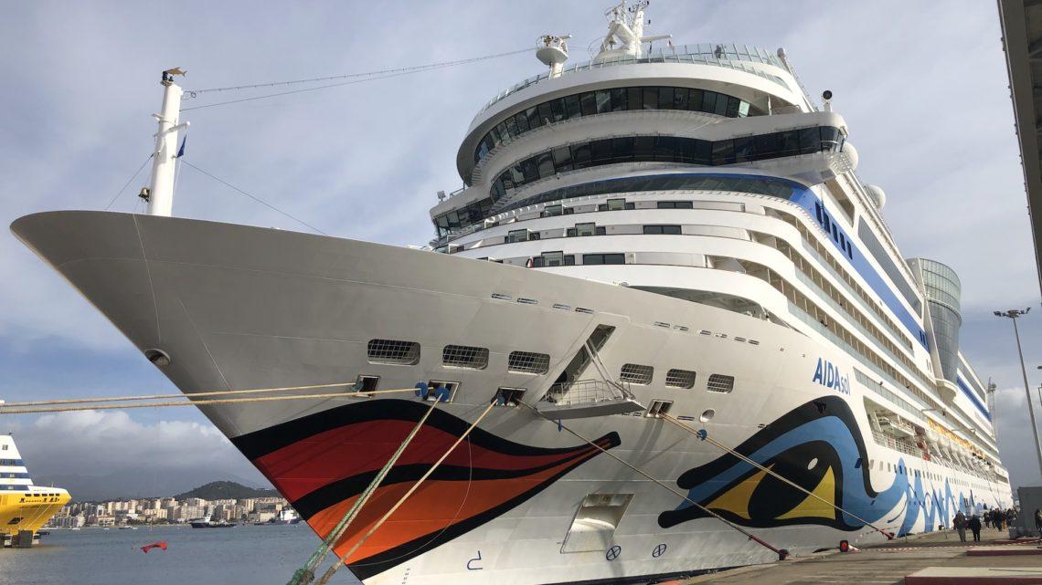 AIDAsol – Mittelmeer 3 ab Mallorca – 25.01.-01.02.2020